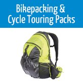 Bikepacking & Cycle Touring Packs